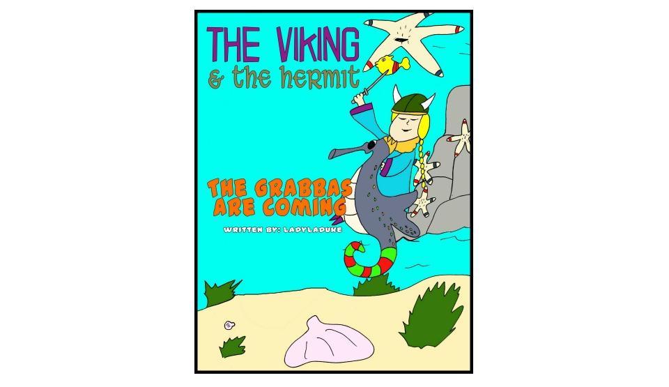 viking and hermit