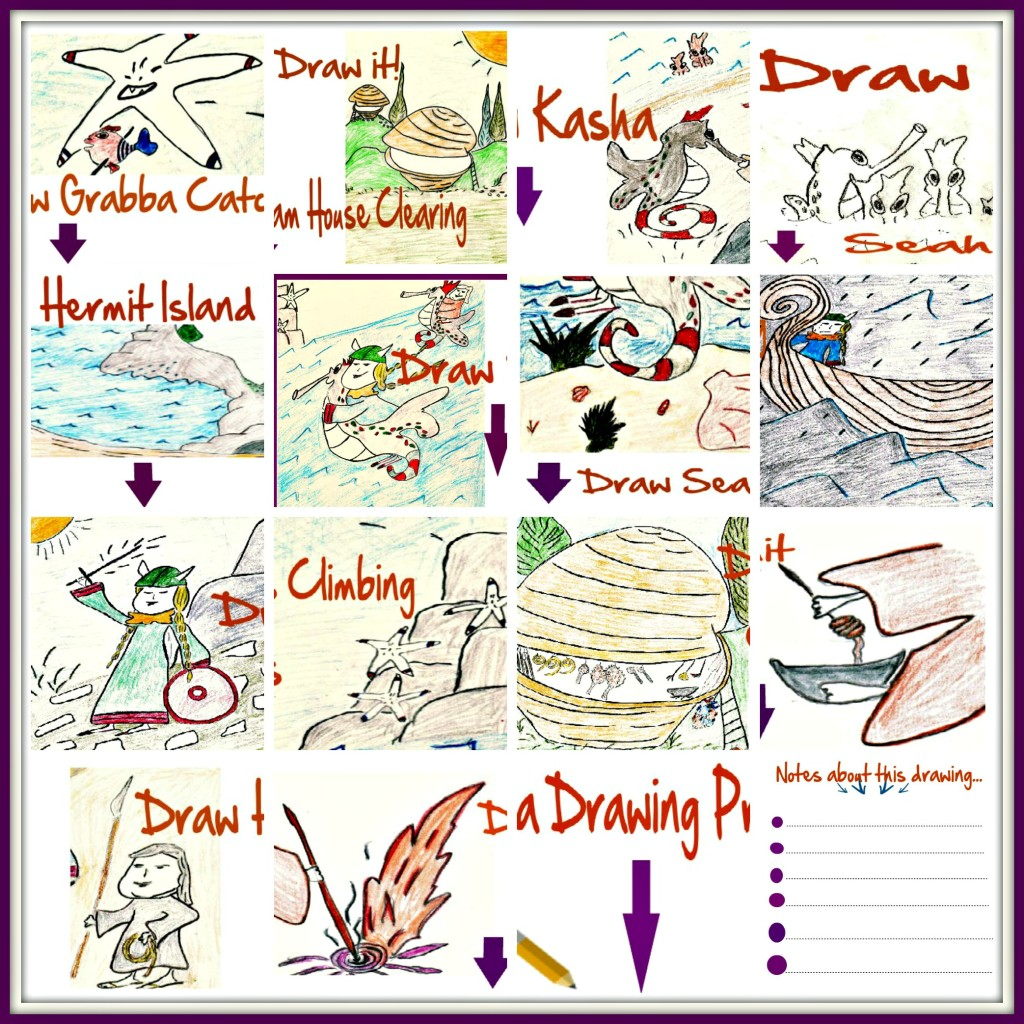 kids draw it